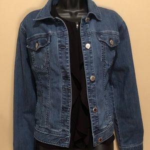 Jean jacket size 2